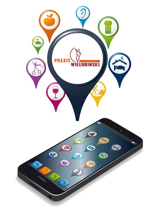 Die Gesundheits-App der Praxis Wielobinksi - jetzt installieren!